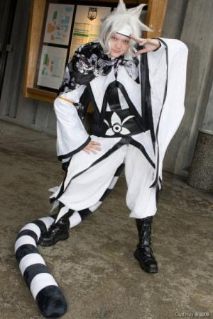 Byakko from Yami no Matsuei worn by Valdrein