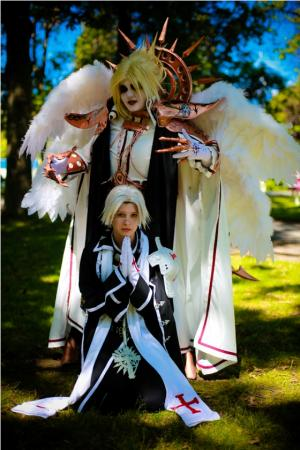 Cain Nightlord from Trinity Blood