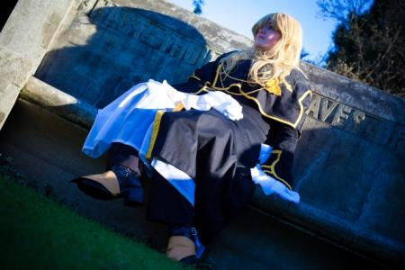 Vincent Nightray from Pandora Hearts worn by Valdrein