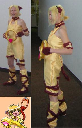 Bu-Ling Huang / Mew Pudding from Tokyo Mew Mew worn by Miharu