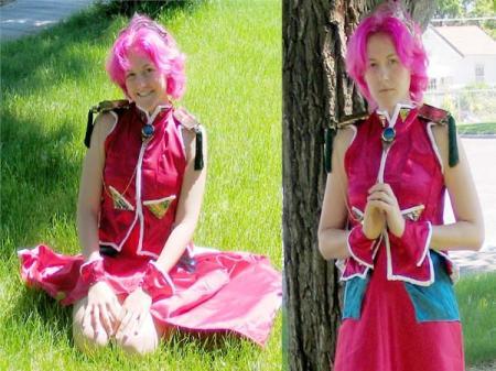 Anthy Himemiya from Revolutionary Girl Utena worn by Miharu