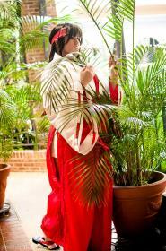 Tomoe from Queen's Blade: Rurou no Senshi worn by Kairie