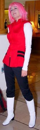 Haruko Haruhara from FLCL