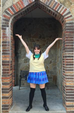 Toujou Nozomi from Love Live! by Anna-neko