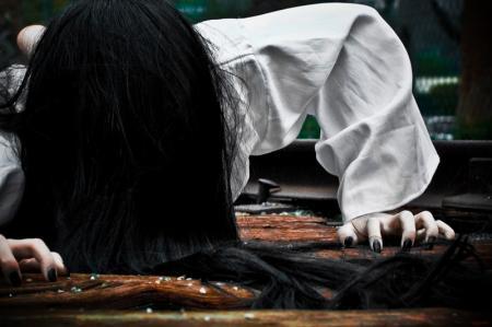 Sadako Yamamura from Ring, The (Worn by DW)