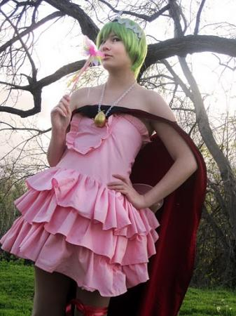 Wriggle Nightbug from Touhou Project (Worn by DW)