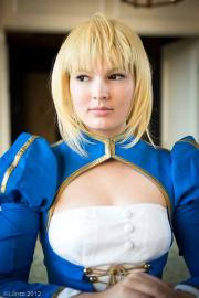 Saber from Fate/Zero worn by DW
