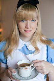 Alice from Alice in Wonderland worn by Toastersix