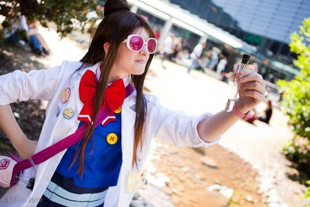 Ema Skye from Phoenix Wright: Ace Attorney worn by Toastersix