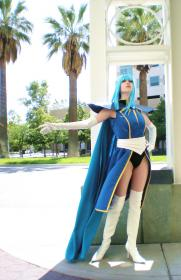 Umi Ryuuzaki from Magic Knight Rayearth worn by daydreamernessa