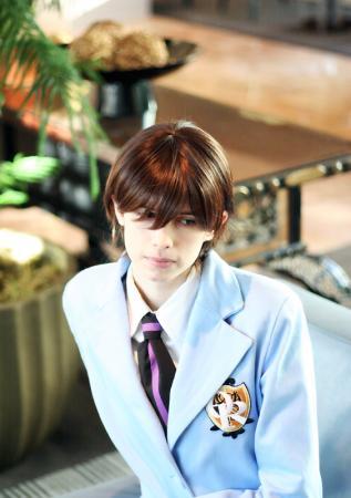 Haruhi Fujioka from Ouran High School Host Club