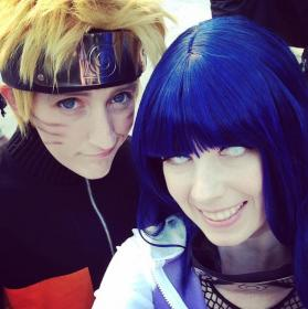 Hinata Hyuuga from Naruto Shippūden worn by daydreamernessa