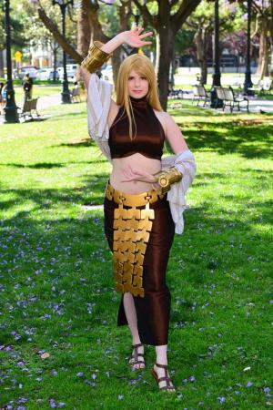 Dancer from Final Fantasy Tactics worn by daydreamernessa