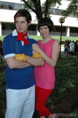 Trixie from Speed Racer worn by KittyCupCake