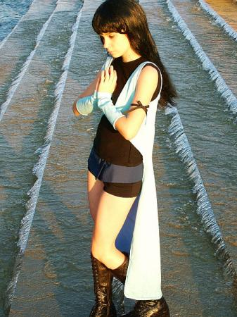 Rinoa Heartilly from Final Fantasy VIII worn by KittyCupCake