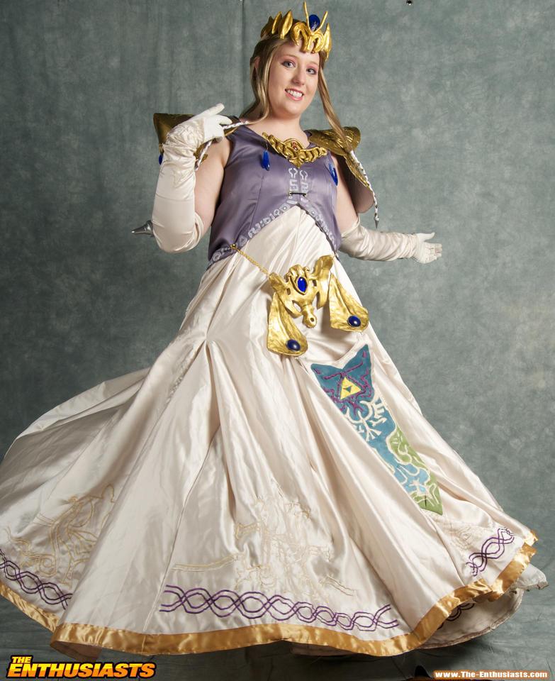 Princess Zelda Legend Of Zelda Twilight Princess By Usagi
