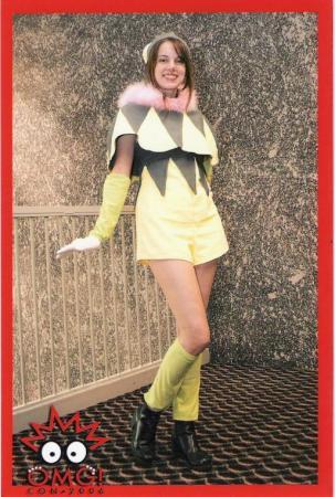 Sora Naegino from Kaleido Star