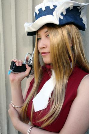 Liz (Elizabeth) Thompson from Soul Eater