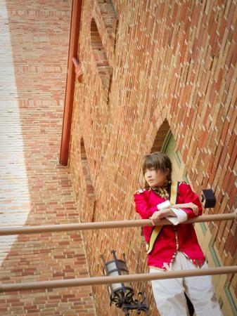 Syaoran Li from Card Captor Sakura (Worn by Imari Yumiki)