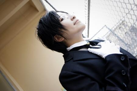 Claude Faustus from Black Butler worn by Imari Yumiki