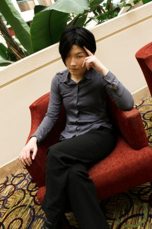 Akiyama Shinichi from Liar Game worn by Imari Yumiki