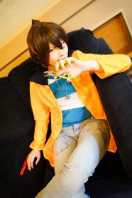 Minato Sakai from Gundam Build Fighters Try worn by Imari Yumiki