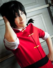 Ranma Saotome from Ranma 1/2 worn by Imari Yumiki