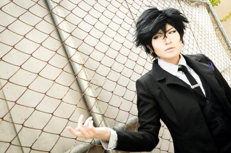Jumin Han from Mystic Messenger worn by Imari Yumiki