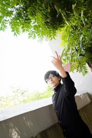 Sakamoto from Haven't You Heard? I'm Sakamoto worn by Imari Yumiki