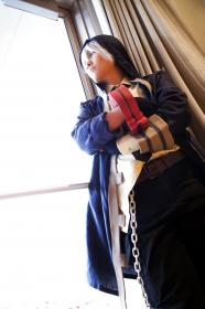 Soma Schicksal from GOD EATER worn by Imari Yumiki