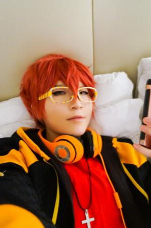 707 from Mystic Messenger worn by Imari Yumiki