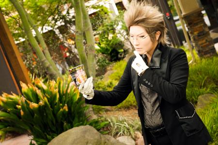 Ignis Scientia from Final Fantasy XV worn by Imari Yumiki