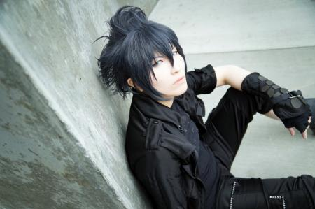 Noctis Lucis Caelum from Final Fantasy XV worn by Imari Yumiki