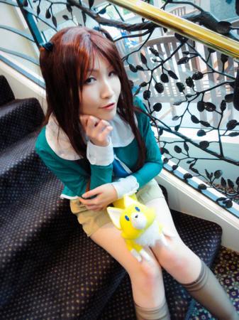 Sarina Endo from Star Driver: Kagayaki no Takuto (Worn by Imari Yumiki)