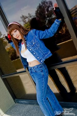 Hitomi from Dead or Alive 3