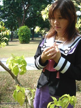 Shinokami Yuina from Tenshougakuen Gensouroku