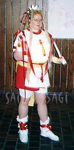 Kaitou Jeanne from Kamikaze Kaitou Jeanne