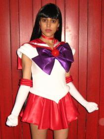 Rei Hino from Sailor Moon