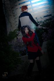 Rin Tohsaka from Fate/Stay Night worn by darkenedxstar