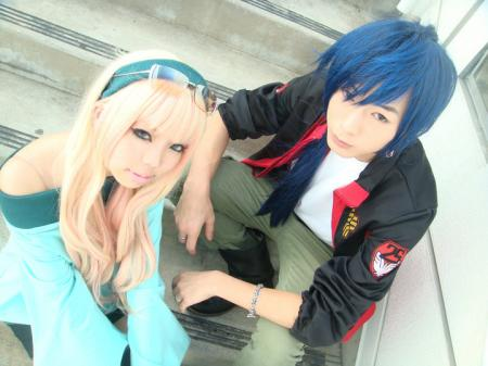 Sheryl Nome from Macross Frontier worn by darkenedxstar