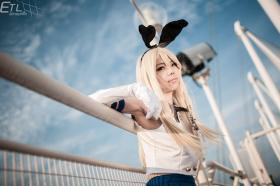 Shimakaze from Kantai Collection ~Kan Colle~ worn by darkenedxstar