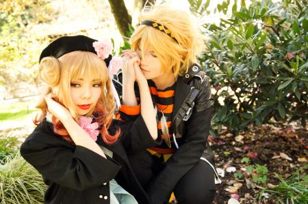 Heroine from Amnesia (Otomate) worn by darkenedxstar