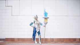 Janna from League of Legends worn by darkenedxstar