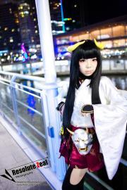 Ririchiyo Shirakiin from Inu x Boku SS