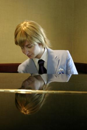 Tamaki Suoh from Ouran High School Host Club worn by Saravana