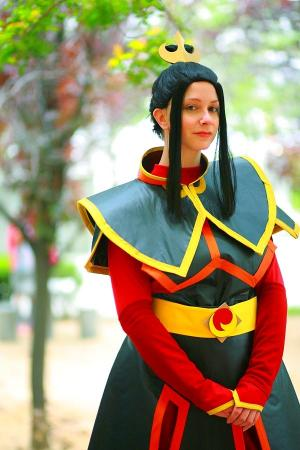 Azula from Avatar: The Last Airbender worn by Saravana