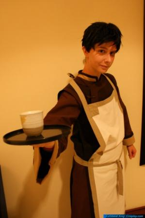 Zuko from Avatar: The Last Airbender (Worn by Saravana)