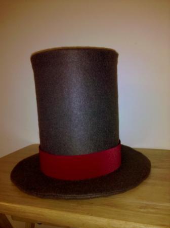 Professor Hershel Layton from Professor Layton worn by Saravana