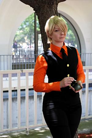 Sanji from One Piece worn by Saravana