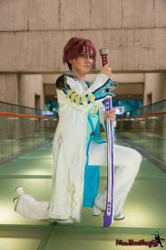 Asbel Lhant from Tales of Graces worn by Niho